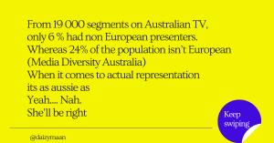 Aussie Media Diversity